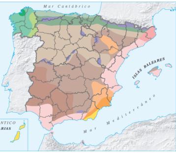 Portada clima de España