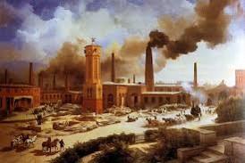 Portada tema Revolución industrial